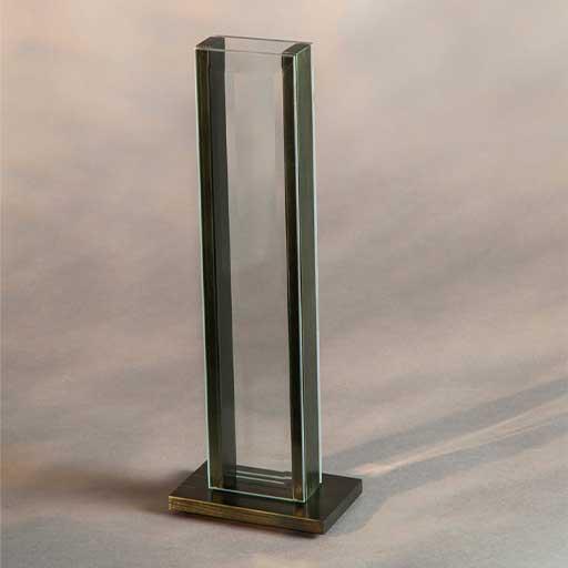 stylish modern flower vase for home or office decor